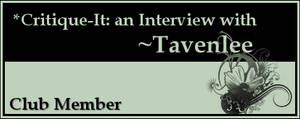 Member: Tavenlee by Critique-It