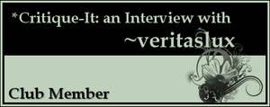 Member: veritaslux by Critique-It