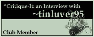 Member: tinluver95 by Critique-It