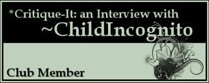 Member: ChildIncognito by Critique-It