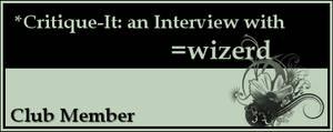 Member: wizerd by Critique-It