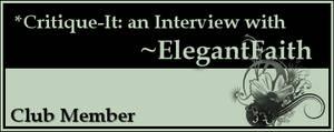 Member: ElegantFaith by Critique-It