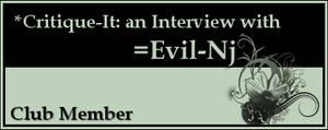 Member: EvilNj by Critique-It