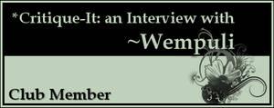 Member: Wempuli by Critique-It