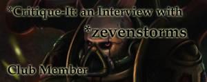 Member: zevenstorms by Critique-It