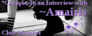 Member: Amairis by Critique-It
