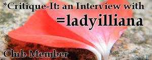 Member: ladyilliana by Critique-It