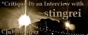 Member: stingrei by Critique-It