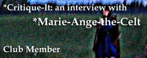 Member: Marie-Ange-the-Celt by Critique-It