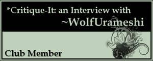 Member: WolfUrameshi by Critique-It