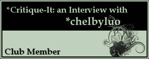Member: chelbyluo by Critique-It
