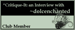 Member: dolcenchanted by Critique-It