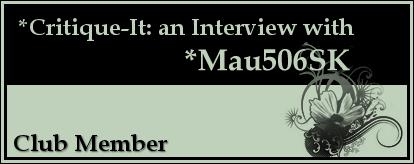 Member: Mau506SK by Critique-It