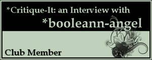 Member: booleann-angel by Critique-It