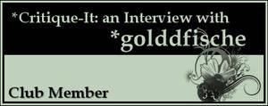Memeber: golddfische by Critique-It