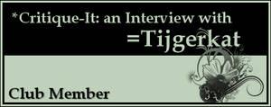Member: Tijgerkat by Critique-It