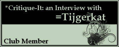 Member: Tijgerkat by Critique-It
