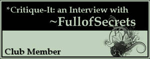 Member: FullofSecrets by Critique-It