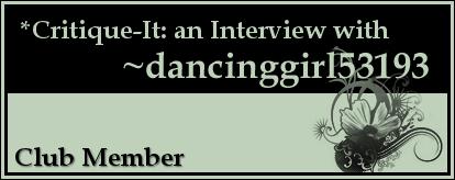 Member: dancinggirl53193 by Critique-It