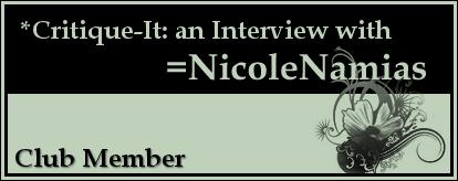 Member: NicoleNamias by Critique-It