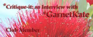 Member: GarnetKate by Critique-It
