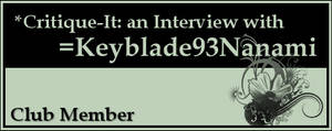 Member: Keyblade93Nanami by Critique-It