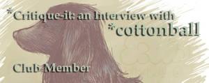 Member: cottonball by Critique-It