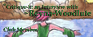Member: Reyna-Woodlute by Critique-It