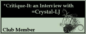 Member: Crystal-LJ by Critique-It