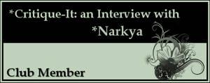 Member: Narkya by Critique-It