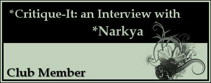 Member: Narkya by Critique-It