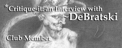 Member: DeBratski by Critique-It
