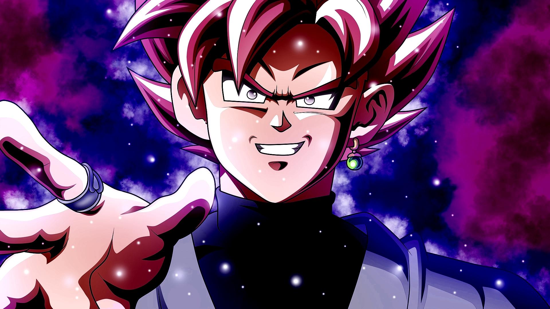 Ascended Rose Goku Black Hd By Gupt07ash On Deviantart