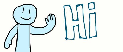 Mr HI by Hi-plz