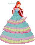 Enchantix Dress Collection - Bloom