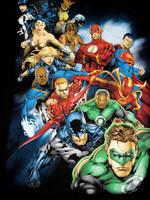 Justice League Assemble