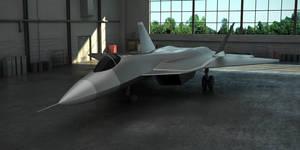 The Sukhoi PAK FA T-50 v.2.0