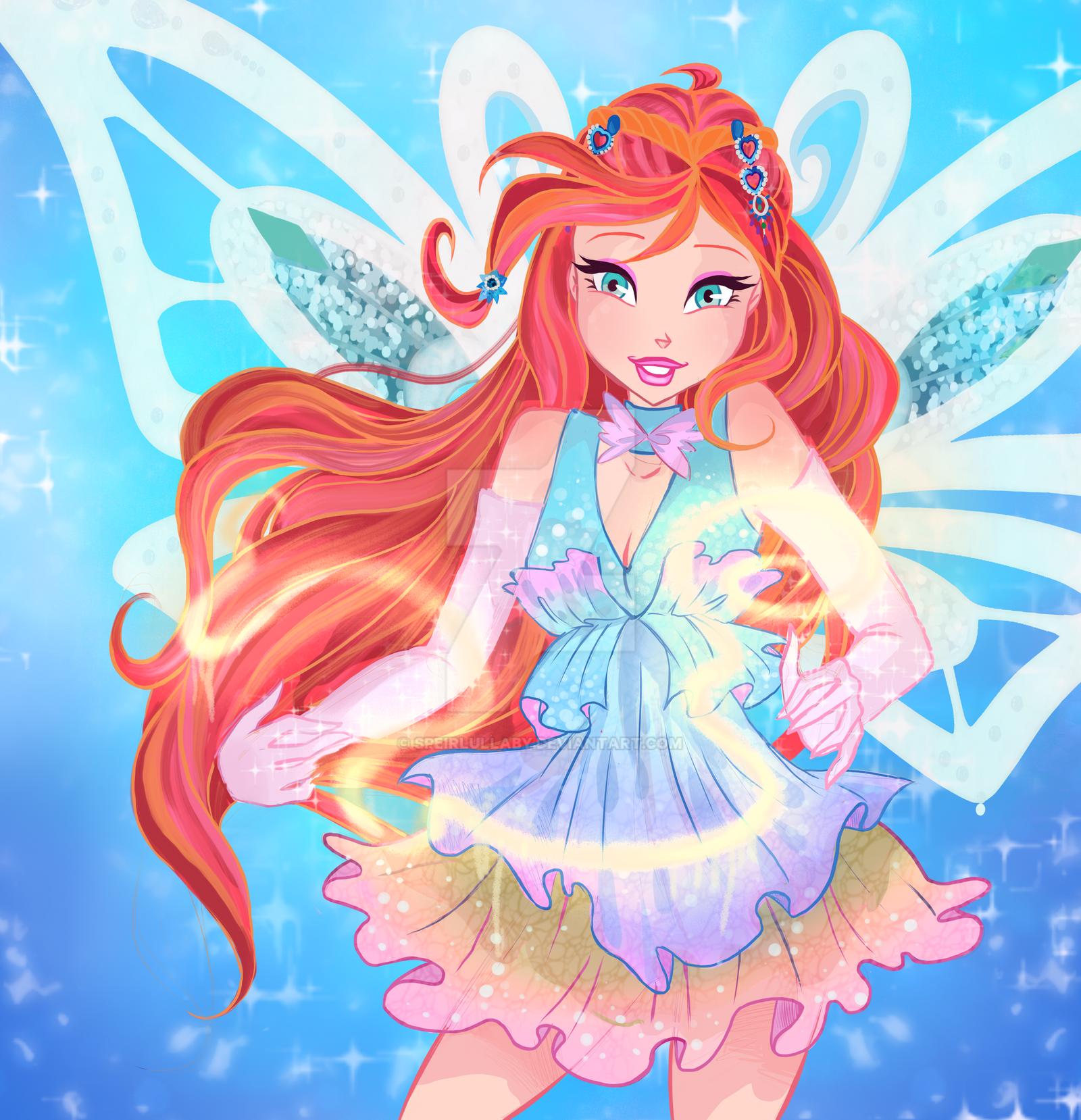 Bloom enchantix by speirlullaby on deviantart - Winx club bloom enchantix ...