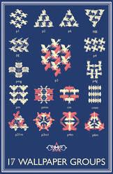 17 Wallpaper Groups