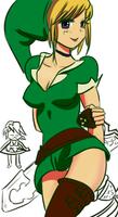 Doodle 1 - The Legend of Link