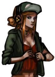 3/365 - GamerGrill Zelda