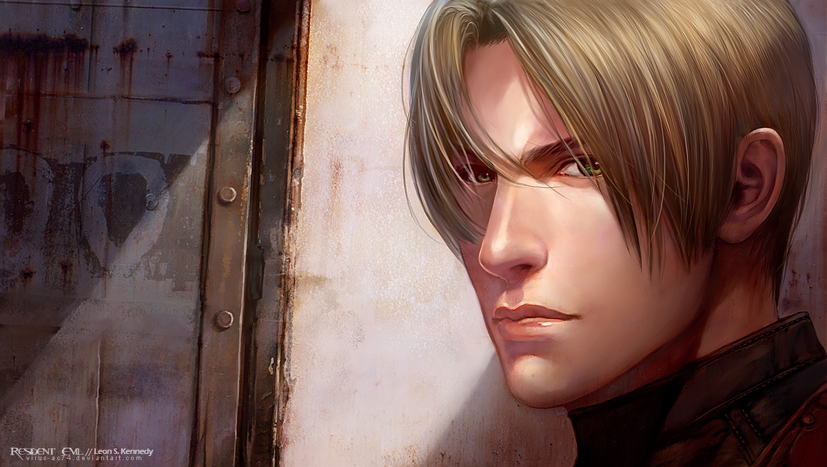 RE Leon S. Kennedy by Virus-AC