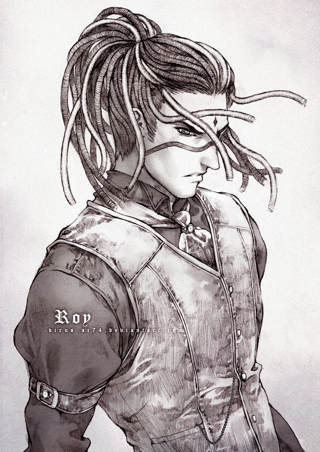 XVIII | Roy by Virus-AC