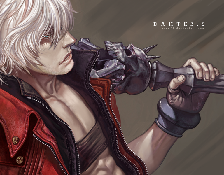 DMC3.4 WIP by Virus-AC