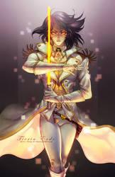 XXXII | Count Tieria Erde