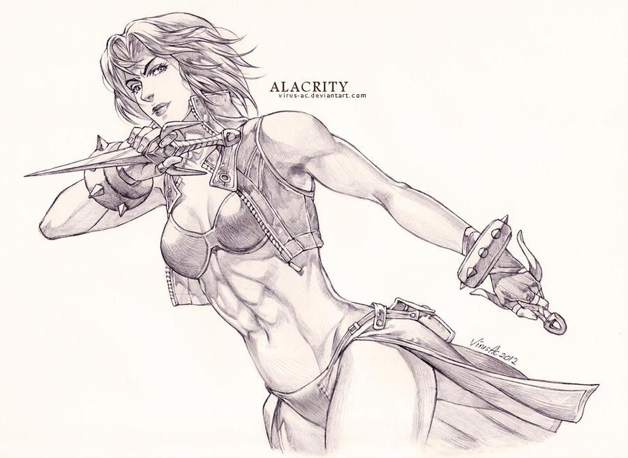 XXXVII | Alacrity by Virus-AC