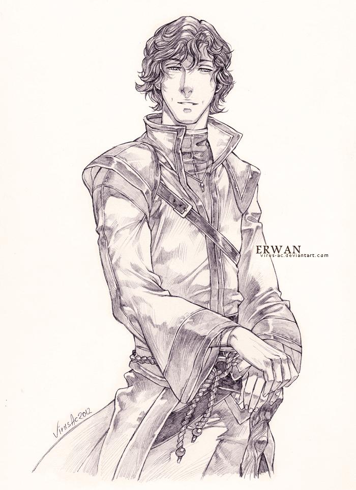 XXXVIII | Erwan by Virus-AC