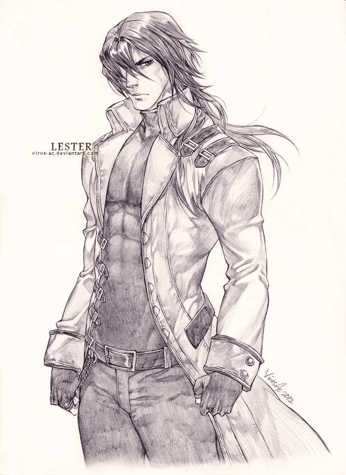XLIV | Lester by Virus-AC