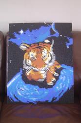 Dreamland tiger