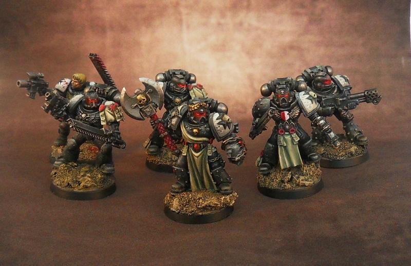 Картинки по запросу black templars army